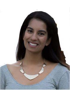 Une photographie de PriyankaGogna, de l'Université Queen's, membre du personnel du projet travaillant sur l'environnement.